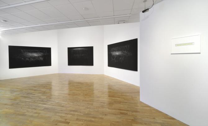 Susan Morris installation 7