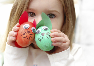 Easter Egg  Family Workshop