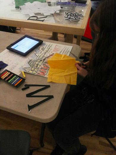 Banner Making workshop