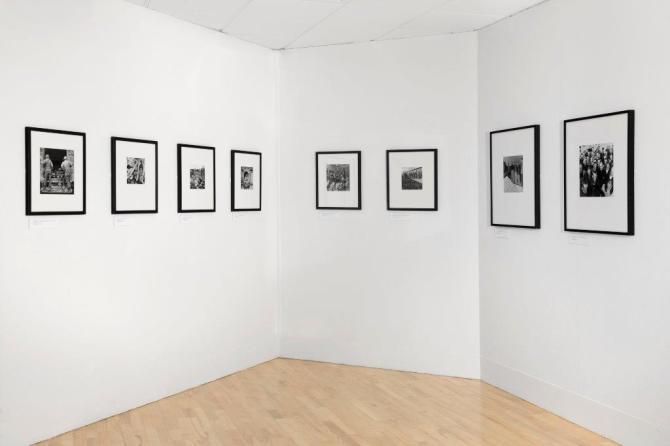 Lee Miller installation 6