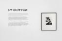 Lee Miller installation - intro