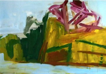 Simon Carter, Study of Wivenhoe Park, 2014