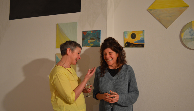 'In Conversation' at Art Exchange