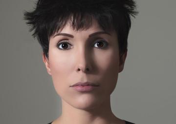 Laís Pontes, Julia from the series Born Nowhere, 2011 (detail).
