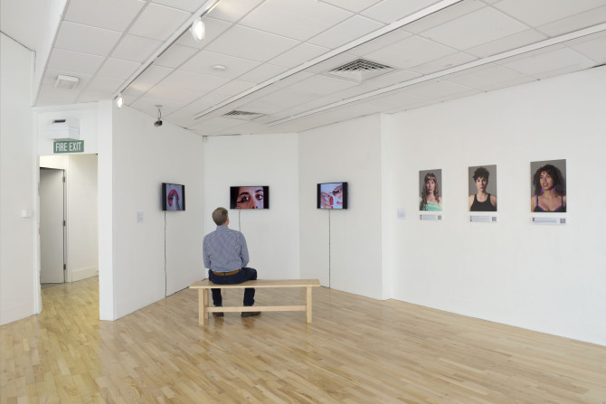 Abject Subject - Installation photo by Doug Atfield
