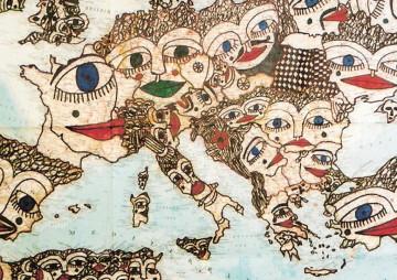 Damian Le Bas Roma Europe 2007 Detail