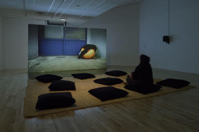 Listening installation 3