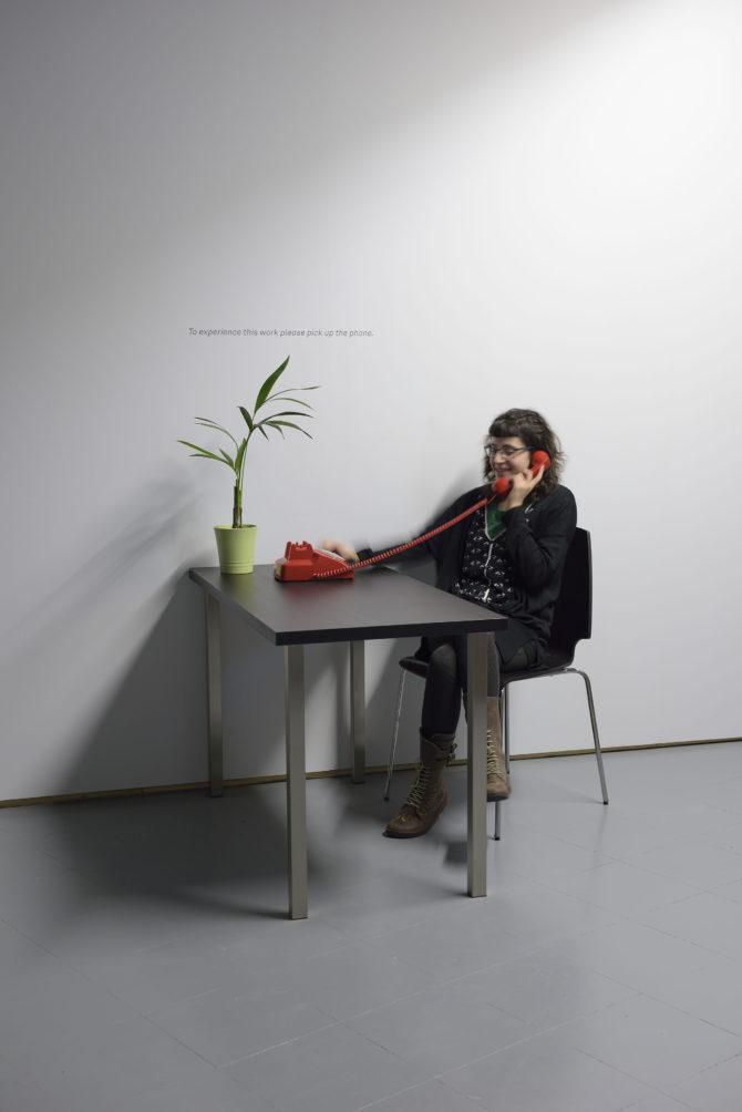 Listening installation 5